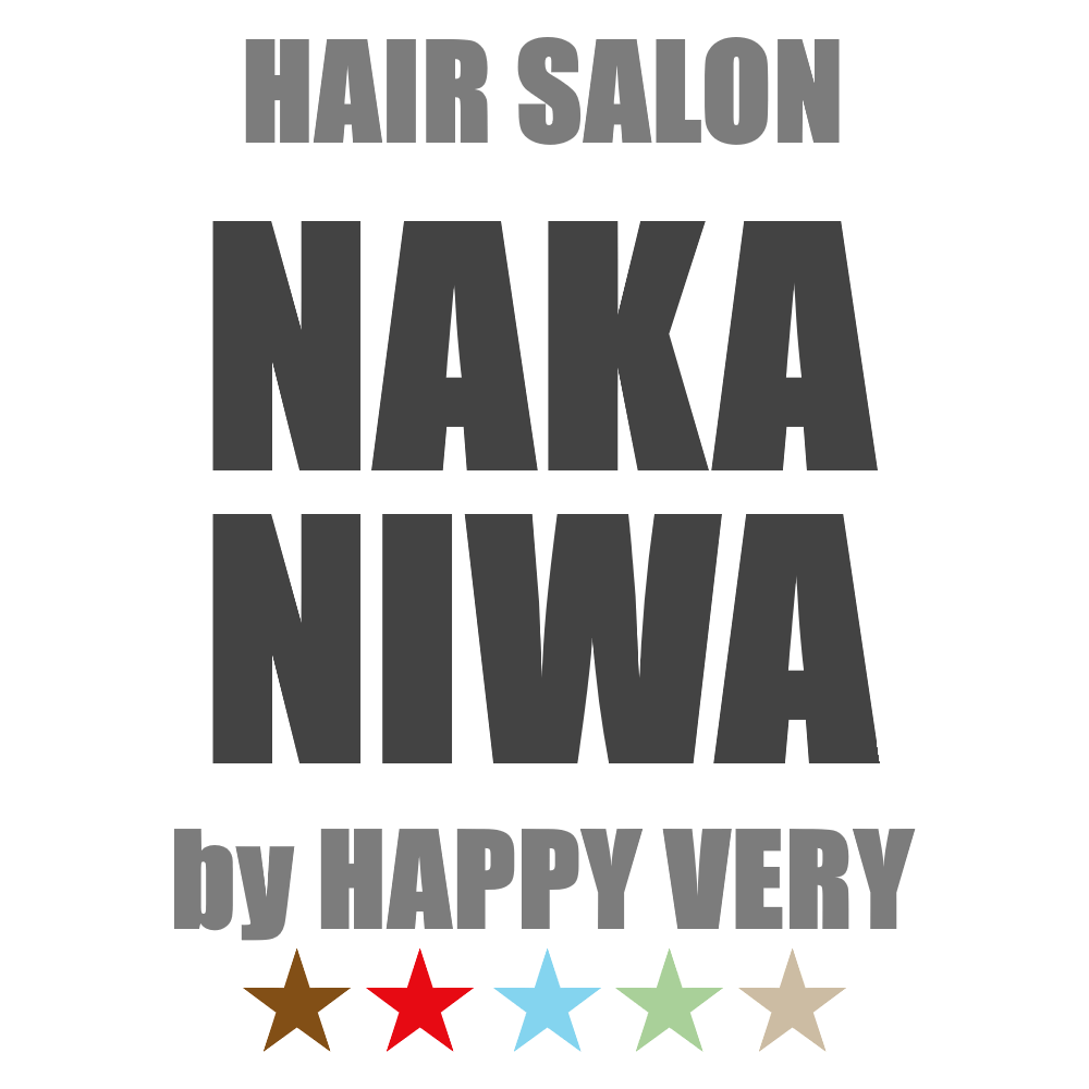 NAKA NIWA by HAPPY VERY